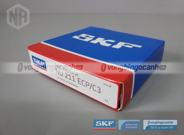Vòng bi SKF NU 211 ECP/C3 chính hãng