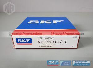 Vòng bi NU 311 ECP/C3 SKF chính hãng