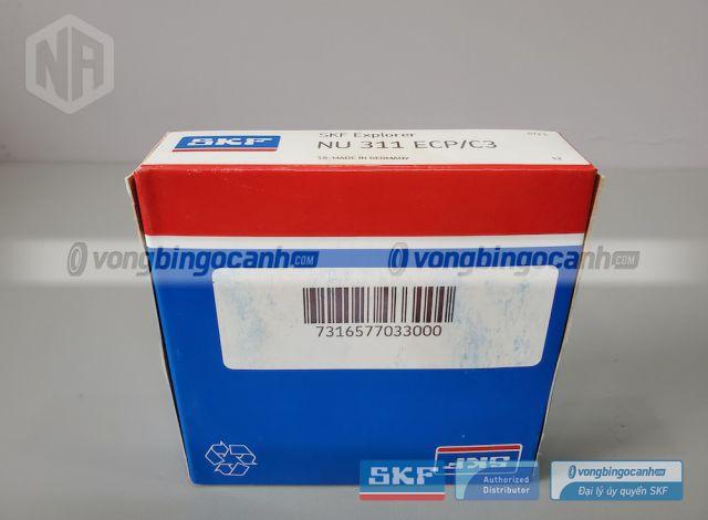 Vòng bi SKF NU 311 ECP/C3 chính hãng