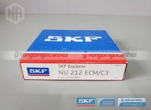 Vòng bi NU 212 ECM/C3 SKF chính hãng