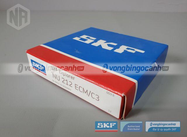 Vòng bi SKF NU 212 ECM/C3 chính hãng
