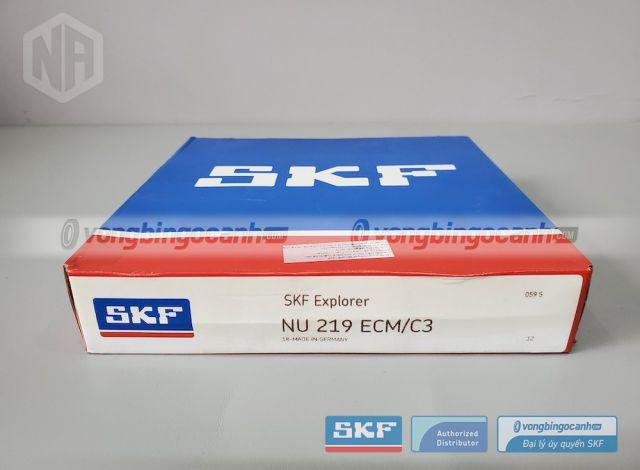 Vòng bi SKF NU 219 ECM/C3 chính hãng