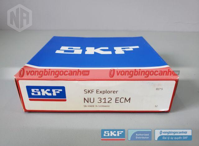 Vòng bi SKF NU 312 ECM chính hãng