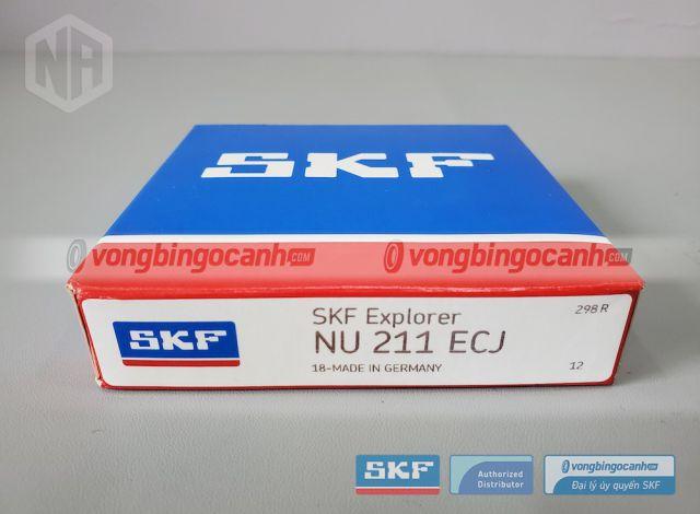 Vòng bi SKF NU 211 ECJ chính hãng