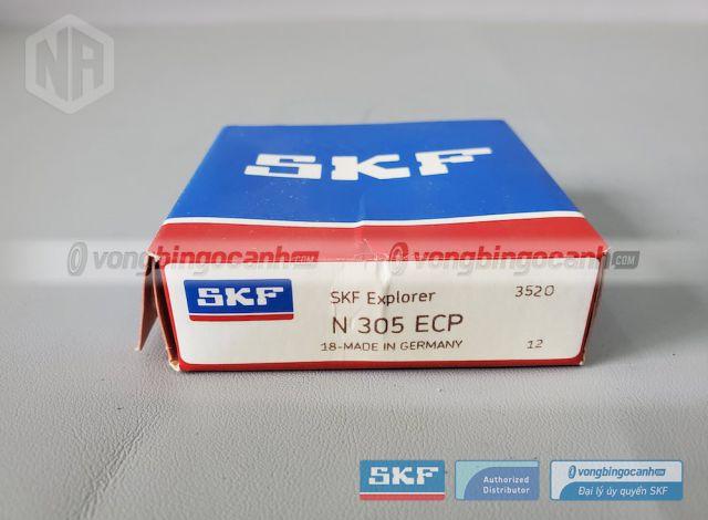 Vòng bi SKF N 305 ECP chính hãng