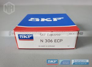 Vòng bi N 306 ECP SKF chính hãng