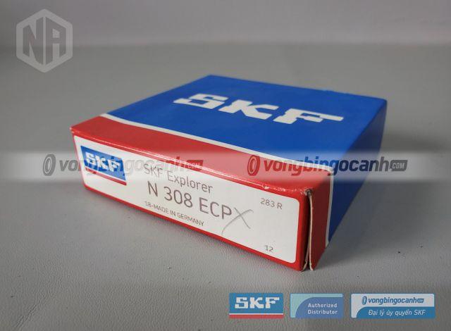 Vòng bi SKF N 308 ECP chính hãng