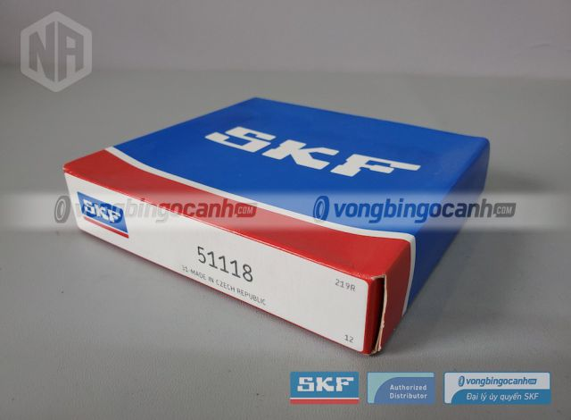 Vòng bi SKF 51118 chính hãng