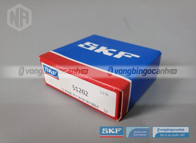 Vòng bi SKF 51202 chính hãng