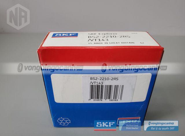 Vòng bi SKF BS2-2210-2RS/VT143 chính hãng
