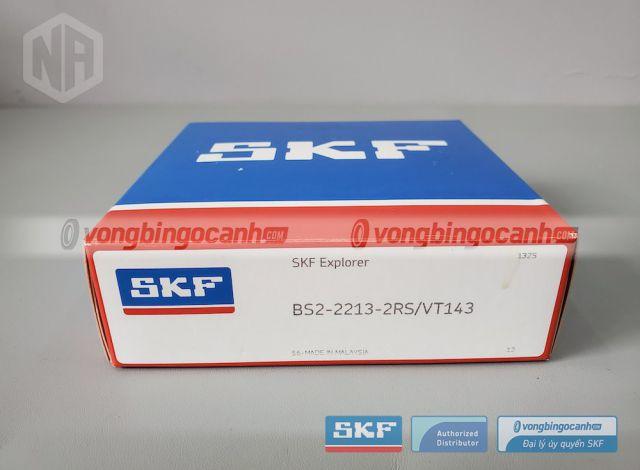 Vòng bi SKF BS2-2213-2RS/VT143 chính hãng