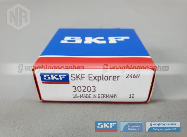vòng bi 30203 SKF chính hãng