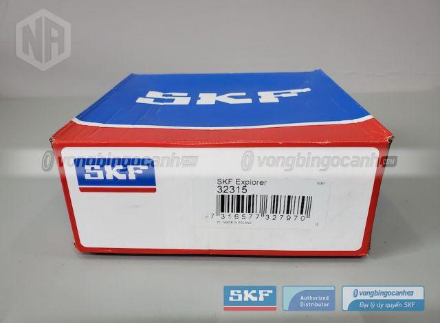 vòng bi 32315 SKF chính hãng