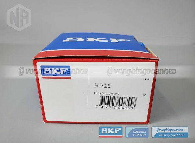 SKF H 315 - ống lót côn SKF