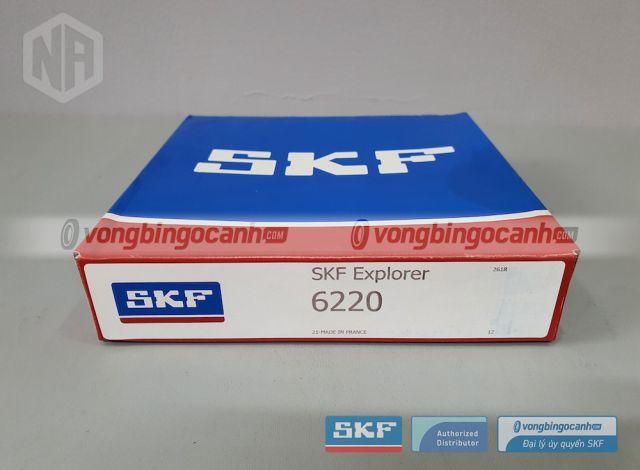 Vòng bi bạc đạn 6220 SKF chính hãng