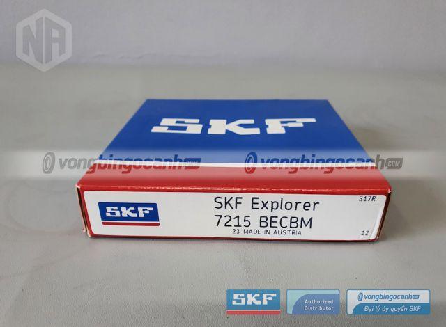 Vòng bi SKF 7215 BECBM chính hãng