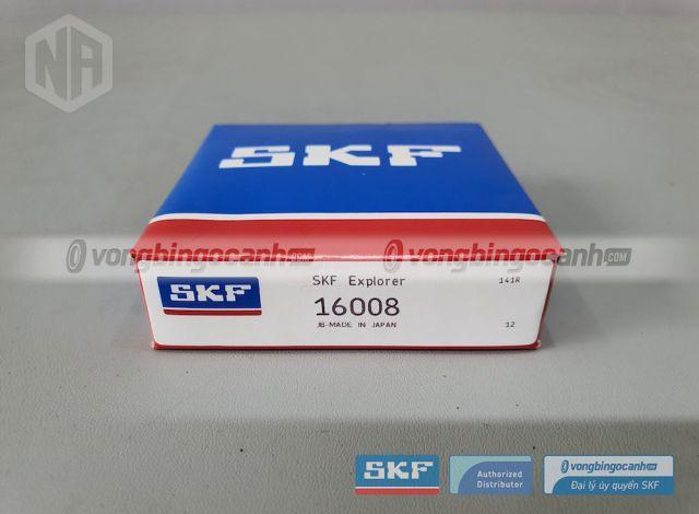 Vòng bi 16008 chính hãng SKF