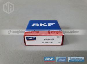 Vòng bi W 6002-2Z SKF chính hãng