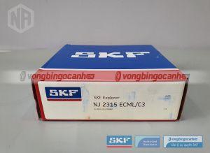 Vòng bi NJ 2315 ECML/C3 SKF chính hãng