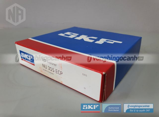 Vòng bi SKF NU 315 ECP chính hãng