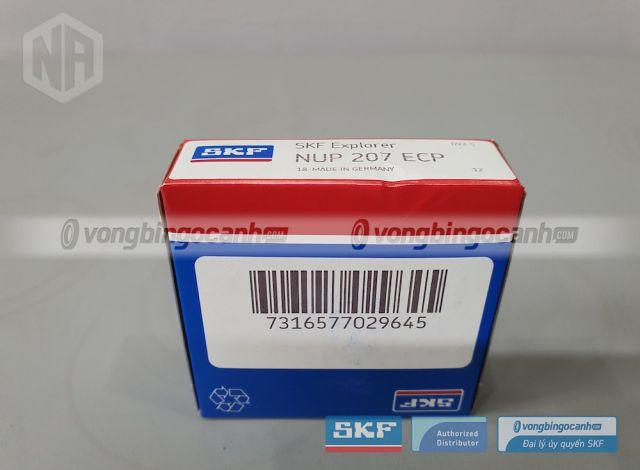 Vòng bi SKF NUP 207 ECP chính hãng