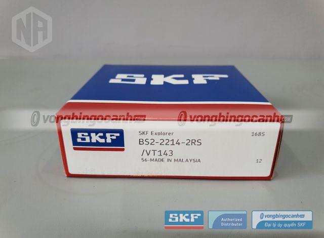 Vòng bi SKF BS2-2214-2RS/VT143 chính hãng
