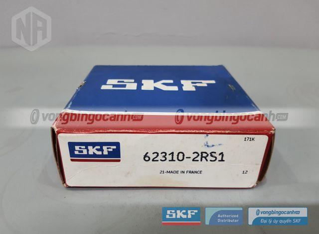 Vòng bi cầu SKF 62310-2RS1 chính hãng