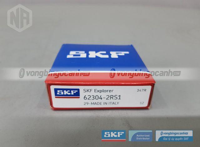 Vòng bi cầu SKF 62304-2RS1 chính hãng