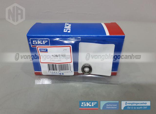 Vòng bi cầu SKF 628/7-2Z chính hãng