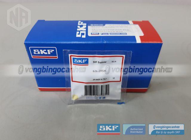 Vòng bi cầu SKF 626-2RSH chính hãng