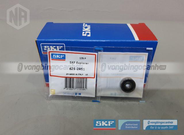 Vòng bi cầu SKF 625-2RS1 chính hãng