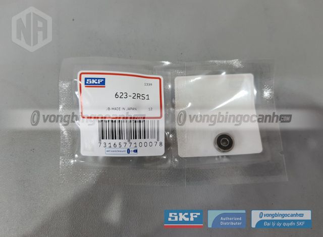 Vòng bi cầu SKF 623 chính hãng