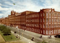 Tập đoàn SKF - Dòng thời gian lịch sử thương hiệu SKF
