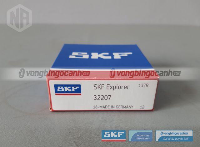 vòng bi 32207 SKF chính hãng
