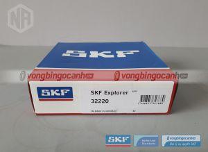 Vòng bi 32220 SKF chính hãng