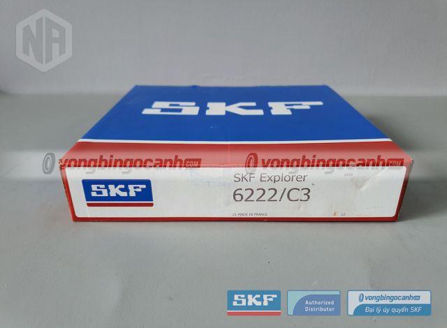 Vòng bi SKF 6222/C3 chính hãng
