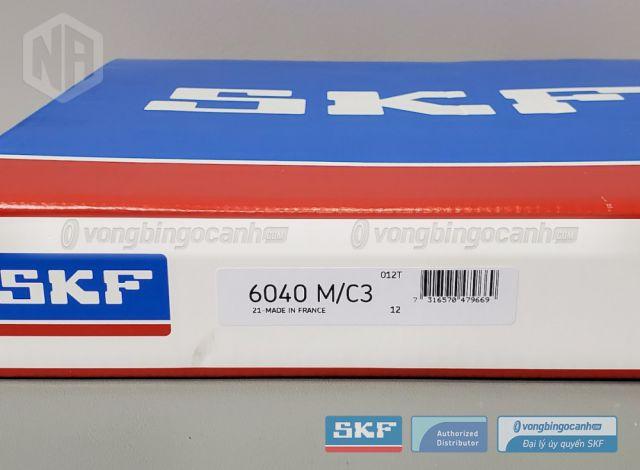 Vòng bi 6040 M/C3 SKF chính hãng