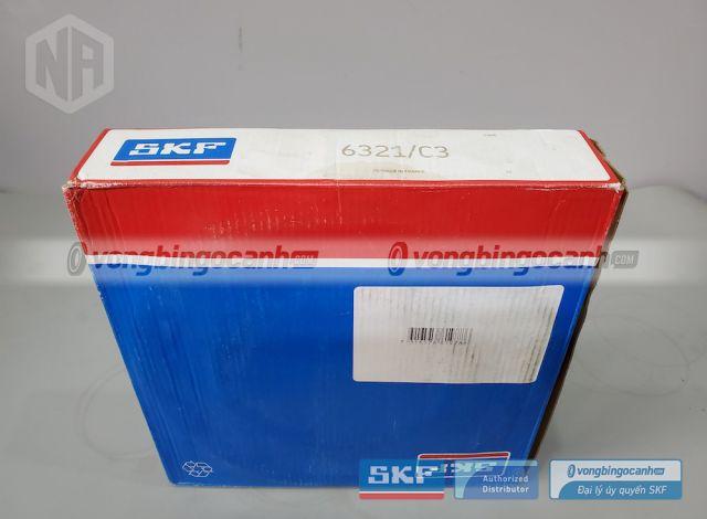 Vòng bi 6321/C3 SKF chính hãng