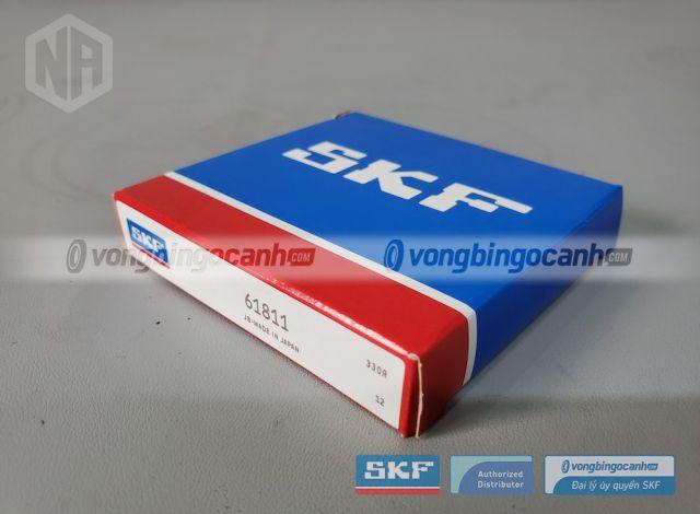 Bạc đạn 61811 SKF chính hãng