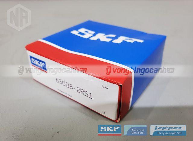 Bạc đạn 63008-2RS1 SKF chính hãng