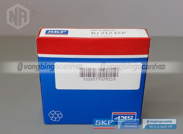 Vòng bi SKF NJ 212 ECP chính hãng