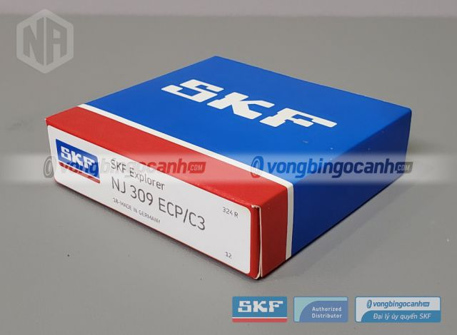 Vòng bi SKF NJ 309 ECP/C3 chính hãng