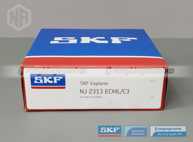 Vòng bi SKF NJ 2313 ECML/C3 chính hãng