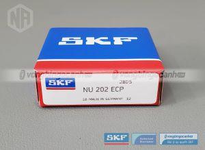 Vòng bi NU 202 ECP SKF chính hãng