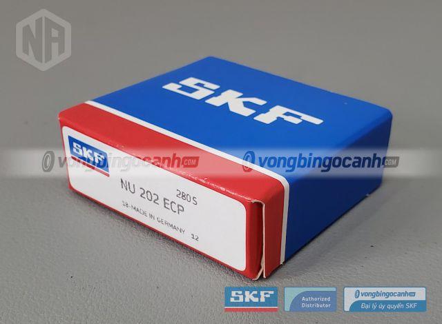 Vòng bi SKF NU 202 ECP chính hãng