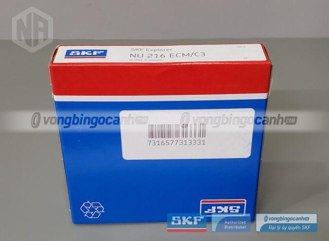 Vòng bi SKF NU 216 ECM/C3 chính hãng