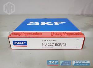 Vòng bi NU 217 ECP/C3 SKF chính hãng