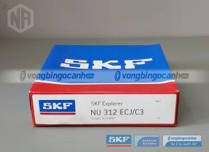 Vòng bi NU 312 ECJ/C3 SKF chính hãng