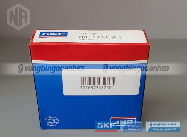 Vòng bi SKF NU 312 ECJ/C3 chính hãng