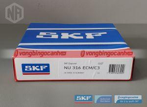 Vòng bi NU 316 ECM/C3 SKF chính hãng